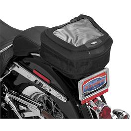Kuryakyn Grancruise Bag - Kuryakyn Deep Dish Bezels With Lenses For Bullet Turn Signals