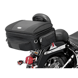 Kuryakyn Grantraveler Bag - 2006 Yamaha Road Star 1700 Warrior - XV17PC Kuryakyn Splined Footpeg Adapter Mounts - Front