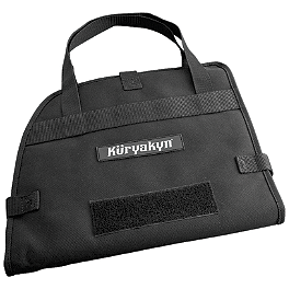 Kuryakyn Lid Organizer Bag - Kuryakyn Saddlebag Top Accents