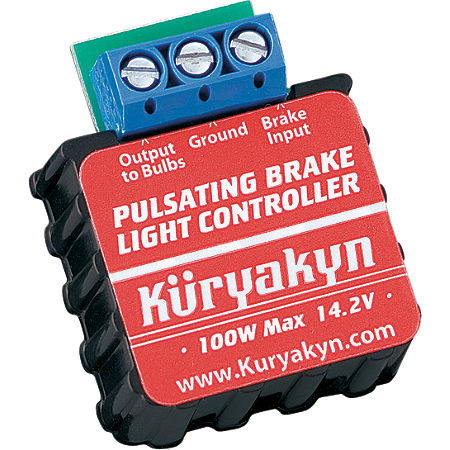 Kuryakyn Pulsating Brake Light Controller - Main