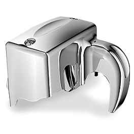 Kuryakyn Brake Master Cylinder Cover - 2009 Yamaha V Star 650 Midnight Custom - XVS65M Kuryakyn Clutch Perch Cover