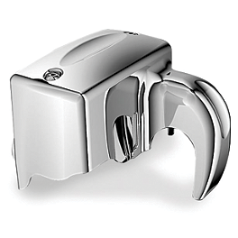Kuryakyn Brake Master Cylinder Cover - 2003 Yamaha V Star 650 Classic - XVS650A Kuryakyn Clutch Perch Cover