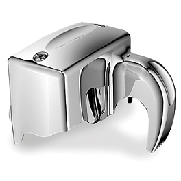 Kuryakyn Brake Master Cylinder Cover - 2001 Yamaha Road Star 1600 Midnight - XV1600AS Kuryakyn Toe Shift Peg Cover - Round