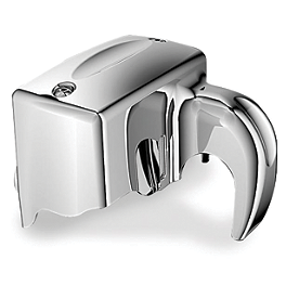 Kuryakyn Brake Master Cylinder Cover - 2010 Honda Shadow RS 750 - VT750RS Show Chrome Coolant Overflow Cover