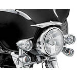 Kuryakyn Bat Brow - Kuryakyn Cruiser Fairing Kits and Accessories