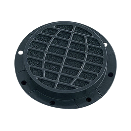 Kuryakyn Replacement Cage / Filter For Hypercharger Stinger Trap Door - 2008 Triumph Rocket 3 Kuryakyn Footpeg Adapters - Front