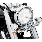 Kuryakyn Driving Light Bar Without Mount - Cruiser Motorcycle Light Bars