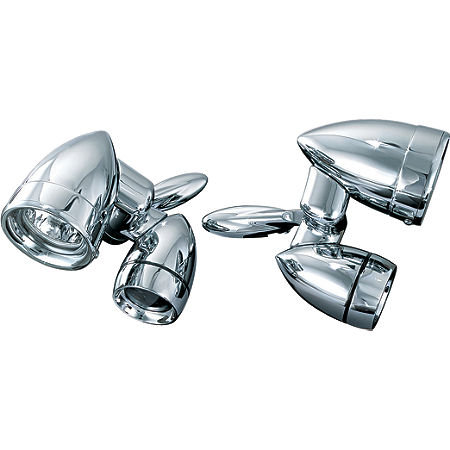 Kuryakyn Driving Light Kit - Chrome - Main