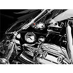Kuryakyn Dipstick Accent - Peaked - Cruiser Chrome Hardware and Accessories