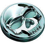 Kuryakyn Replacement Skull Emblem For Zombie Pegs - Kuryakyn Cruiser Products