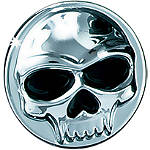 Kuryakyn Replacement Emblem For Zombie Windshield Trim - Motorcycle Windshields & Accessories