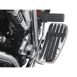 Kuryakyn Floorboard Covers - 2013 Yamaha Road Star 1700 S - XV17AS Kuryakyn ISO Grips