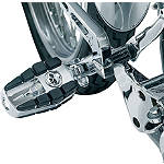 Kuryakyn Footpegs With Male Mounts - Zombie - Kuryakyn Cruiser Products