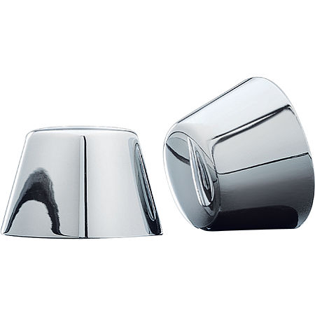 Kuryakyn Front Axle Nut Covers - Plain - Main