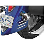 Kuryakyn Front Fender Louvers - Kuryakyn Cruiser Products