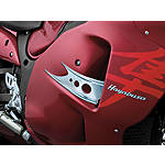 Kuryakyn Fairing Exit Vent Accent - Kuryakyn Motorcycle Body Parts