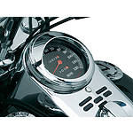 Kuryakyn Speedometer Bezel - Kuryakyn Cruiser Dash and Gauges