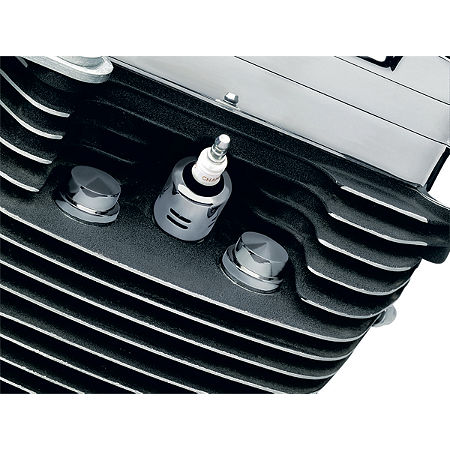 Kuryakyn Head Bolt Covers - Plain - Main