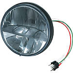 "Kuryakyn Phase 7 LED Headlamp - 7"" - Kuryakyn Cruiser Parts"
