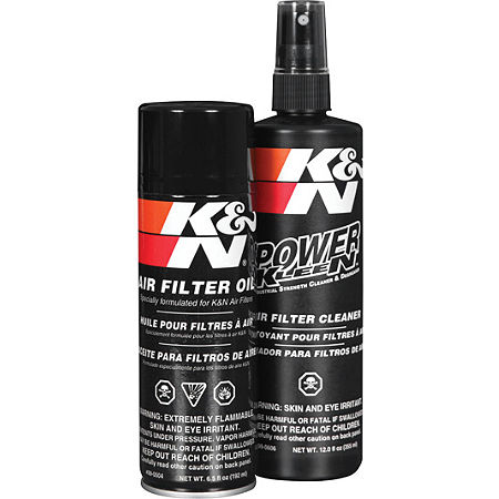 K&N Air Filter Care Kit - Main