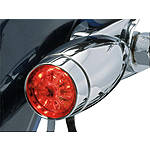 Kuryakyn Super Bright LED Strut Mount Mini Bullets -  Cruiser Lights & Lighting