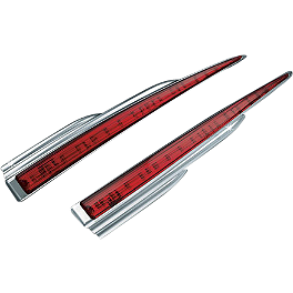 Kuryakyn Rear Light Bar - Kuryakyn Fairing Light II And Mirror Light Kit