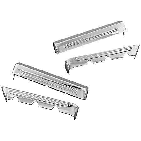 Kuryakyn Lightning Valve Covers - Main