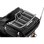 Kuryakyn Tour-Pak Luggage Rack - Kuryakyn Cruiser Tail Bags