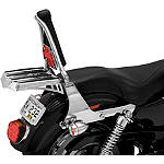 Kuryakyn Premier Luggage Rack - Dirt Bike Tail Bags