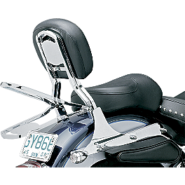 Kuryakyn Luggage Rack - 2005 Honda VTX1800S2 Kuryakyn Mechanical Cruise Assist - Throttle