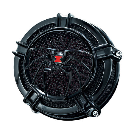 Kuryakyn Universal Widow Medallion - Main