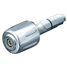 Kuryakyn Mechanical Cruise Assist - Clutch Bar End Weight - 2005 Honda VTX1800N1 Kuryakyn Rear Caliper Cover