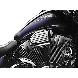 Kuryakyn Pro Series Hypercharger - 2007 Kawasaki Vulcan 1600 Mean Streak - VN1600B Kuryakyn Wild Things Fuel Injection Controller