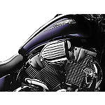 Kuryakyn Pro Series Hypercharger - Cruiser Air Cleaner Kits