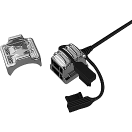Kuryakyn USB Power Source - 2013 Honda Stateline 1300 - VT1300CR Kuryakyn Handlebar Control Covers