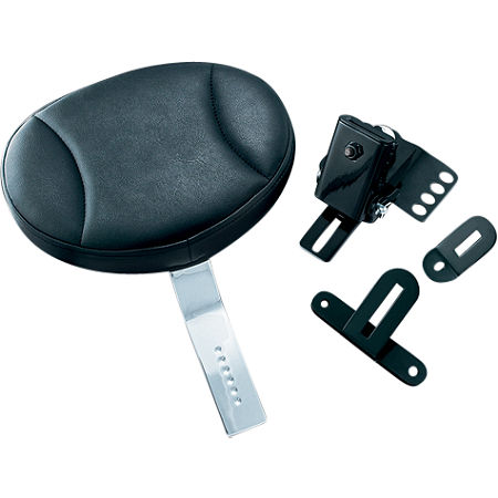 Kuryakyn Plug-In Driver Backrest - Main