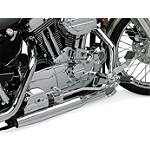 Kuryakyn Rear Master Cylinder Cover - Kuryakyn Cruiser Products