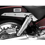 Kuryakyn Rear Shock Top Covers - Kuryakyn Cruiser Fairing Kits and Accessories