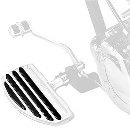 Kuryakyn Replacement Rubber For ISO Floorboards - 2009 Yamaha Royal Star 1300 Venture S - XVZ13TFS Kuryakyn Replacement Turn Signal Lenses - Clear