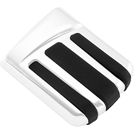 Kuryakyn Replacement Rubber For Pilot Brake Pedal Pad - 2006 Honda VTX1300C Kuryakyn Handlebar Control Covers