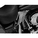 Kuryakyn AirMaster Saddle Shields - Kuryakyn Cruiser Products