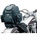 Kuryakyn GranTour Sissy Bar Bag - Kuryakyn Cruiser Luggage and Racks