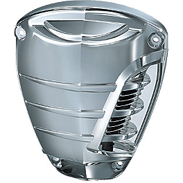 Kuryakyn The Scoop Airbox Cover - 2008 Kawasaki Vulcan 900 Classic - VN900B Kuryakyn Rear Caliper Cover