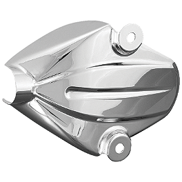 Kuryakyn Driveshaft Cover - Jardine Drive Shaft Cover - Chrome