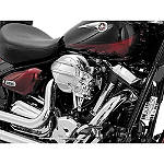 Kuryakyn Skull Air Cleaner Kit - Kuryakyn Cruiser Fuel and Air