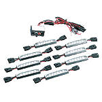 Kuryakyn Super Lizard Light Kit - Maximus - Cruiser Light Bars
