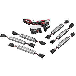 Kuryakyn Super Lizard Light Kit - Sportbikes - Kuryakyn Super Lizard Light Kit - Sportbikes