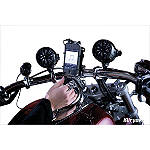 Kuryakyn Sound Of Chrome Speakers -  Dirt Bike Electronic Accessories