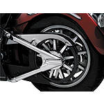 Kuryakyn Swingarm Cover Set - Kuryakyn Cruiser Parts