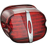 Kuryakyn LED Tail Light Conversion - Deluxe Red - Kuryakyn Cruiser Parts